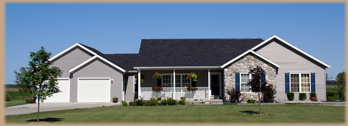 Double wide mobile homes double wide mobile homes with for Modular homes with garages